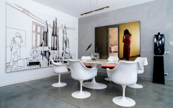 Unique Houses La Moraleja Comedor